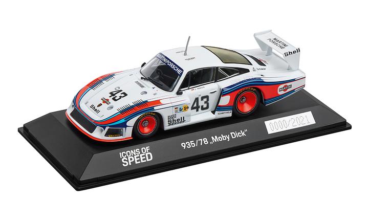 Porsche 935/78, Moby Dick, Calendar Edition, 1:43