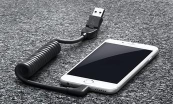 スマートフォン充電用USBケーブル USB-C 用