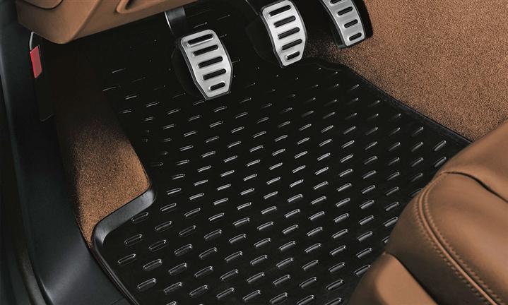 tapis de sol en caoutchouc cayenne e1 tequipment porsche driver 39 s selection. Black Bedroom Furniture Sets. Home Design Ideas