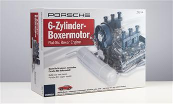 Porsche Flat-Six Boxer Engine, Construction kit