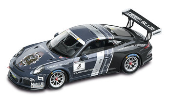 911 GT3 Cup Porsche Design, nero/multicolore, 1:43, Limited Edition