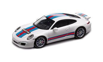 911 Carrera S Aerokit Cup MARTINI RACING, Blanco 1:43