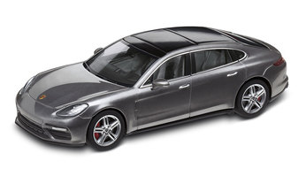 Panamera Turbo Executive G2, gris ágata metalizado, 1 : 43