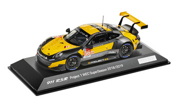 Limited Edition 1:43 Model Car | 911 RSR 2018 Project1