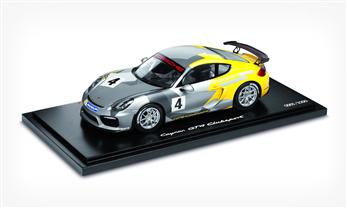 Cayman GT4 Clubsport, 1:18