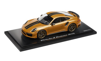 911 Turbo S Exclusive,
