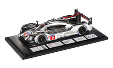 919 Hybrid Le Mans Winner 2017 #2, 1:18, Limited Edition