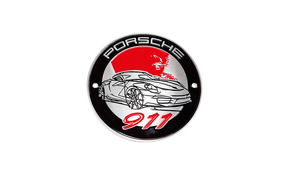 Grill Badge 911 Collection Limited Edition Holiday Shopping