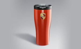 Porsche travel mug