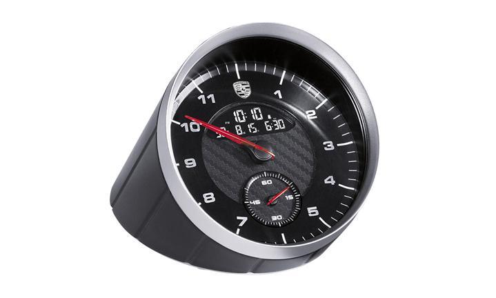 Porsche Table Clock
