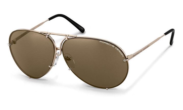 Sunglasses P´8478 A 69 V604, light gold