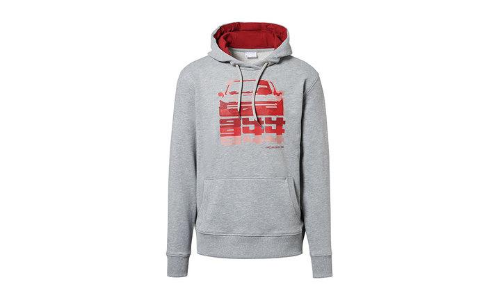 Men's hoodie – #Porsche