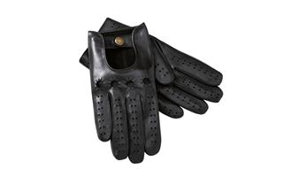 Men's leather gloves – Classic.