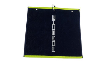 Porsche Golf Towel