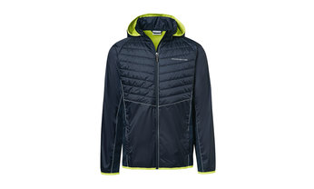 Men's Sport Windbreaker in Navy Blue