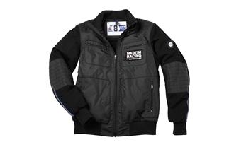 Men's nylon mix jacket – MARTINI RACING.