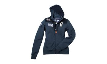 Women's sweat jacket – MARTINI RACING.