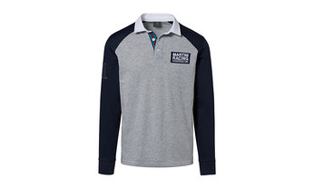 Martini Racing Men's Rugby Shirt in Grey
