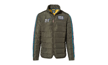 MARTINI RACING Kollektion, Steppjacke, Herren, grün