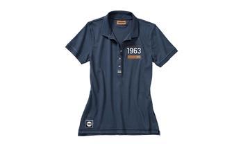 Porsche Classic 1963 Ladies' Polo in Navy Blue