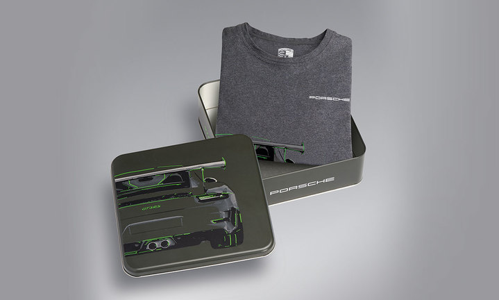 コレクターズTシャツ エディションナンバー11 – リミテッドエディション – 911 GT3 RS