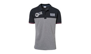 MARTINI RACING Kollektion, Polo-Shirt, Herren, dunkelblaugraumelange