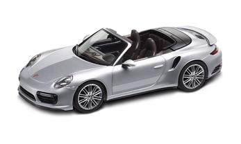 911 Turbo Cabriolet (911 II), 1:43