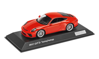 911 GT3 Touring Package, Lavaorange, 1:43, Limited Edition