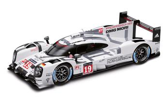 919 Hybrid DieCast No. 19, LM Winner, 1:18
