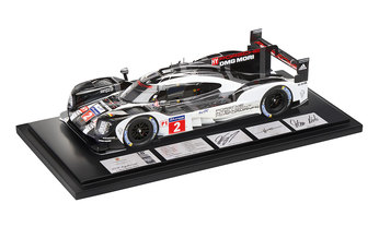 919 Hybrid Le Mans Sieger 2017 #2, 1:18, Limited Edition