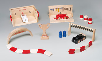 Race Track Expansion Set M – Racing
