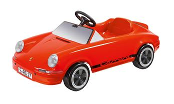 Carrera RS 2.7, Pedal car blood orange