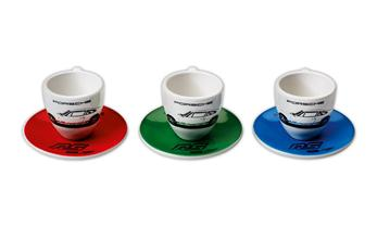 Espresso cups, set of 3 – RS 2.7