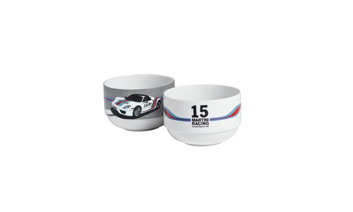 Bowls set of 2 – MARTINI RACING