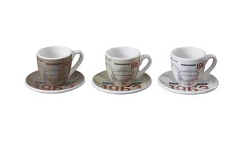 Espressotassen Set - Classic Collection - Limited Edition