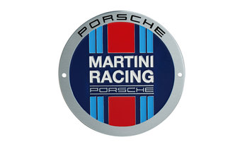 Grillbadge – Limited Edition – MARTINI RACING®