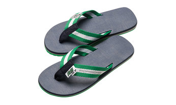 RS 2.7 Collection, FlipFlops, blau/grau
