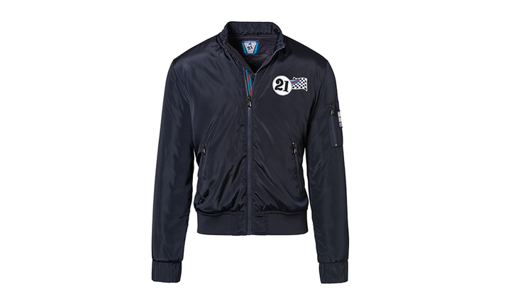MARTINI RACING Collection, Reversible Jacket, Unisex, dark blue, M