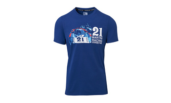 MARTINI RACING Collection, Collector's Shirt No. 10, Unisex, blue/red/white