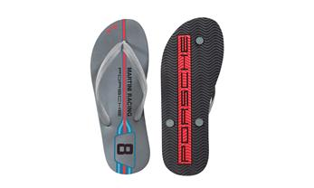 Martini Racing, Flip Flops, grey