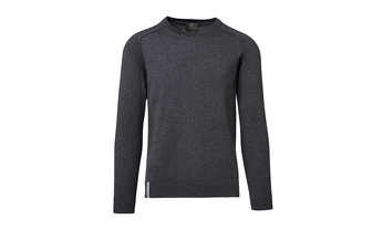 Pullover, Men,grey melange - 911