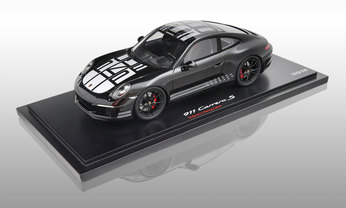911 (991 II) Carrera S Endurance Racing Edition, schwarz, 1:18