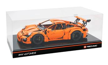 911 GT3 RS Vitrine - LEGO Technic (Lieferung Ende April)