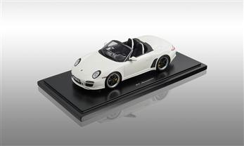 911 (997) Speedster, carraraweiß, 1:18