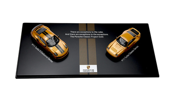 Set Project Gold, 1:43, Limited Edition