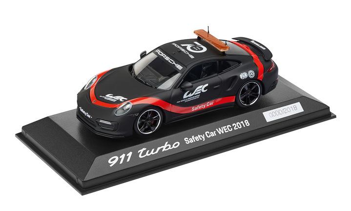 Limited Edition 1:43 Model Car | 911 Turbo Safety Car FIA WEC