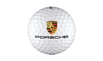 Porsche Golf Balls