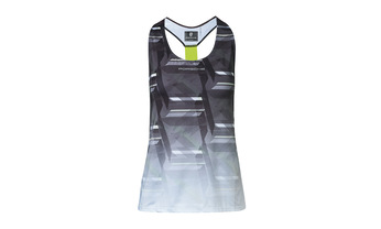 Sports Collection, Tank Top, Women, grey