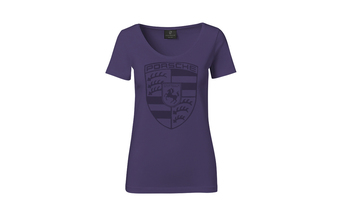 Ultraviolet Women' Crest T-shirt