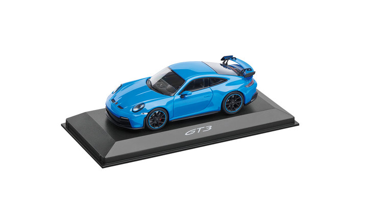 911 GT3, 1/43
